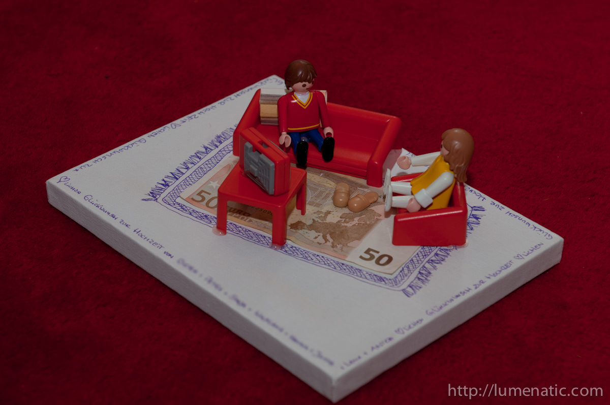 Original Ways To Present A Money Gift Lumenatic